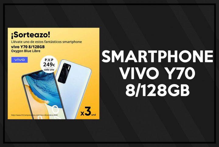 [🟢] Sorteo de 3 Smartphones Vivo Y70 8/128GB Oxygen Blue